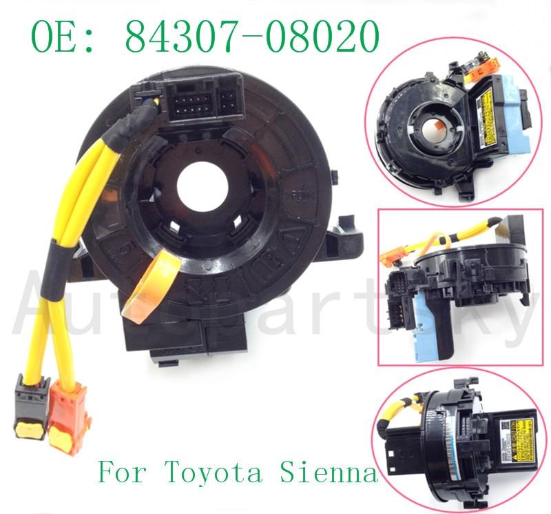 Pour Toyota Sienna 84307-08020 89245-0E020 892450E020 8430708020 capteur de système de freinage accessoires de remplacement de réparation