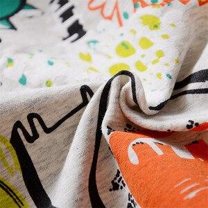 Image 5 - เด็กเสื้อผ้าเด็กชุดเด็กชุดคุณภาพสูงการ์ตูนฤดูใบไม้ผลิฤดูใบไม้ร่วงCoat + เสื้อ + กางเกงชุดเสื้อผ้าเด็กชุด 1 4Y