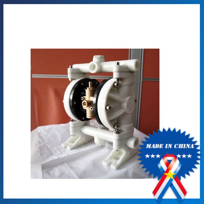 WHOLESALE CHINA MARKET PRICE AIR OPERATED PLASTIC DIAPHRAGM PUMP QBY-25