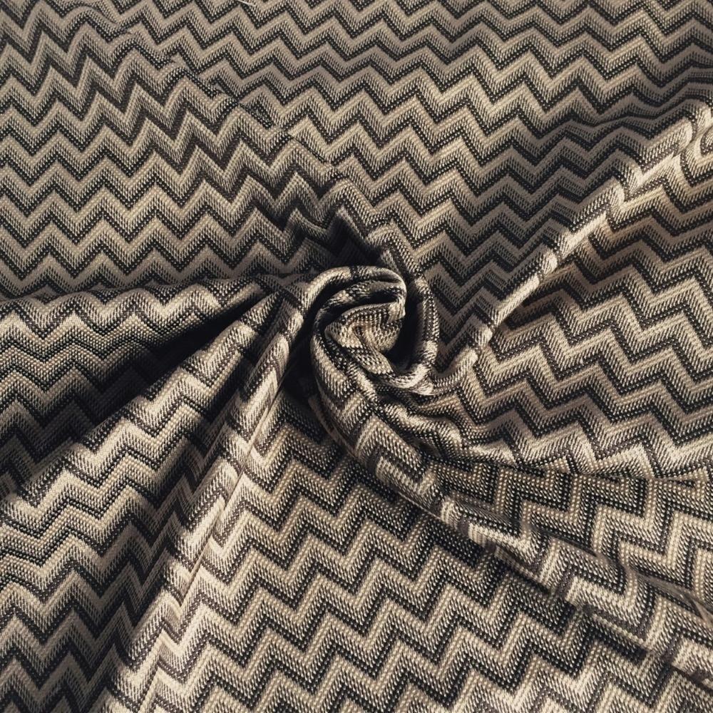 Ժամանակակից Zigzag Jacquard հյուսված ծանր - Արվեստ, արհեստ և կարի - Լուսանկար 2