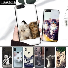 Lavaza 17 8 k200FF cute funny Cat Silicone Case for Redmi 4A 4X 5A S2 5 Plus 6 6A Note 4 Pro 7 8 k20 Prime Go lavaza 2pac tupac shakur super deal silicone case for redmi 4a 4x 5a s2 5 plus 6 6a note 4 pro 7 8 k20 prime go