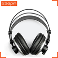 2016 original isk 980 auriculares del estudio auriculares de monitoreo profesional 3.5mm/6.3mm ordenador mp3 escuchar música dj auriculares