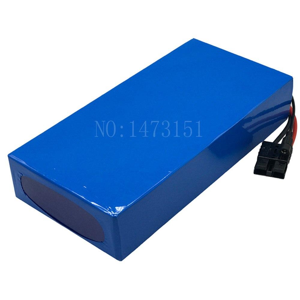 bateria de lítio com 50a bms +