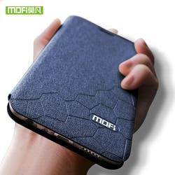 Mofi For xiaomi redmi note 5 pro case cover for xiaomi redmi note5 pro case leather luxury for xiaomi redmi note 5 case silicon