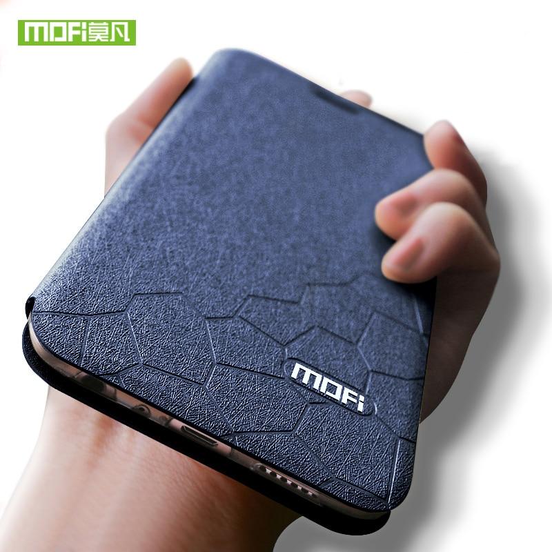 Mofi Para xiaomi redmi nota 5 pro case capa para xiaomi redmi note5 pro caso de couro de luxo para xiaomi redmi nota 5 caso de silício