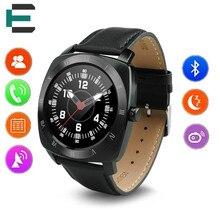 DM88 Smart Uhr MTK2502C klassische geschäfts armbanduhren herzfrequenz Smartwatch Unterstützung Android IOS für Huawei Xiaomi PK DMO9 U8