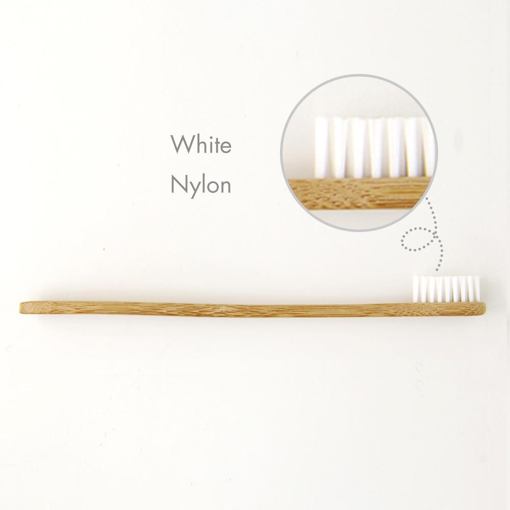 2 gab. / Partija Crown Slim kakla videi draudzīga zobu suka Jaunums - Mutes higiēna - Foto 6