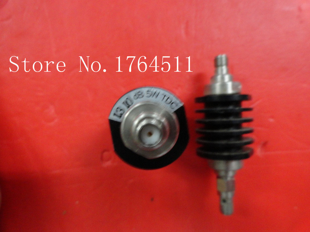 [BELLA] TDC-13 DC-8GHZ 10dB 5W Fixed Attenuator  --3PCS/LOT