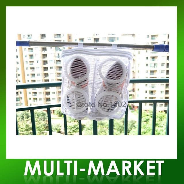 Free shipping/  Laundry Shoes Bags Dry Shoe Bags Portable Shoe Bags Washing Bag