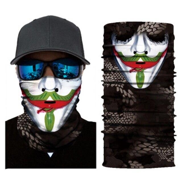 Motorcycle Mask Balaclava Skull Biker Face Shield Mascara Moto Halloween Kominiarka Cagoule Visage Ghost Face Mask Motorcycle 3