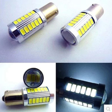 1156 P21W Canbus No Error Car LED LightReverse BackupBulb Rear Lamp For BMW 3/5 SERIES E30 E36 E46 E34 E39 E60 X3 X5 E53 E70 Z3  все цены