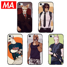 MA Cool Half orc Kobold image Phone Case For IPhone 7 8 Plus XS Max XR Cases For IPhone X 8 7 6 6S Plus 5 SE Soft TPU Cover