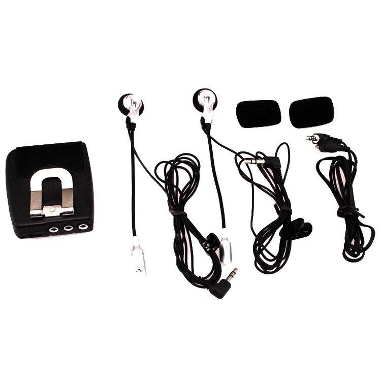 Motorrad intercom 2 Weg Intercom Für Motorrad Helm Headset Kommunikation Motor System