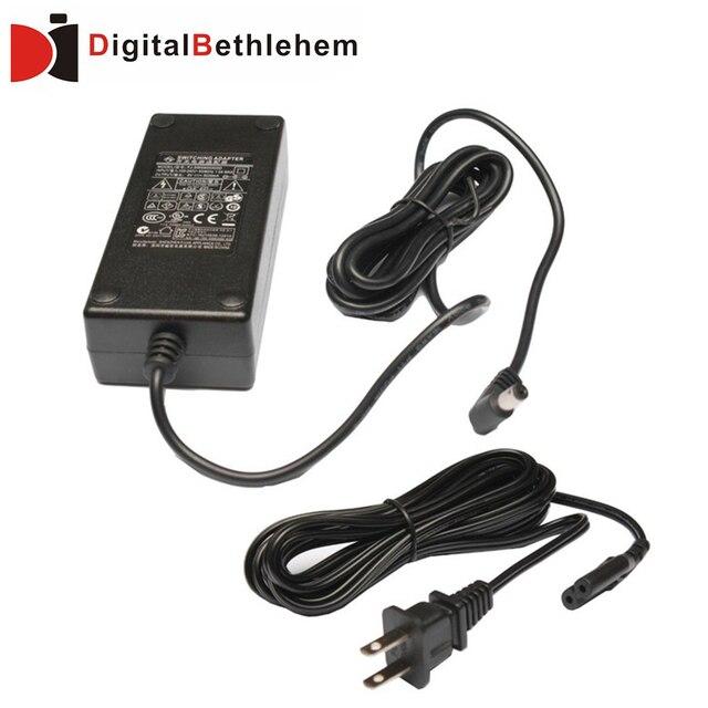 Оригинальный YONGNUO адаптер переменного тока Мощность коммутации Зарядное устройство DC для светодиодного видеосигнала YONGNUO YN300 III YN600L II YN360 RGB серии AIR
