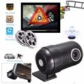 1080P Mini Car DVR Video Recorder Dash Camera Vehicle Black Box G-Sensor Night Vision 160 Degree Wide-Angle Lens