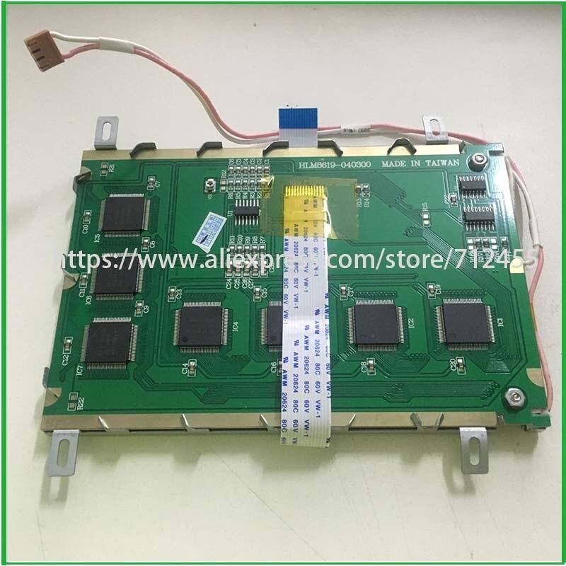5.7 Pouce TW-22 94V-0 HLM8619 Hosiden HLM8619 HLM8620 OP25 OP27 parfaitement compatible LCD screen.8080 Parallèle 14pin NOUVEL affichage