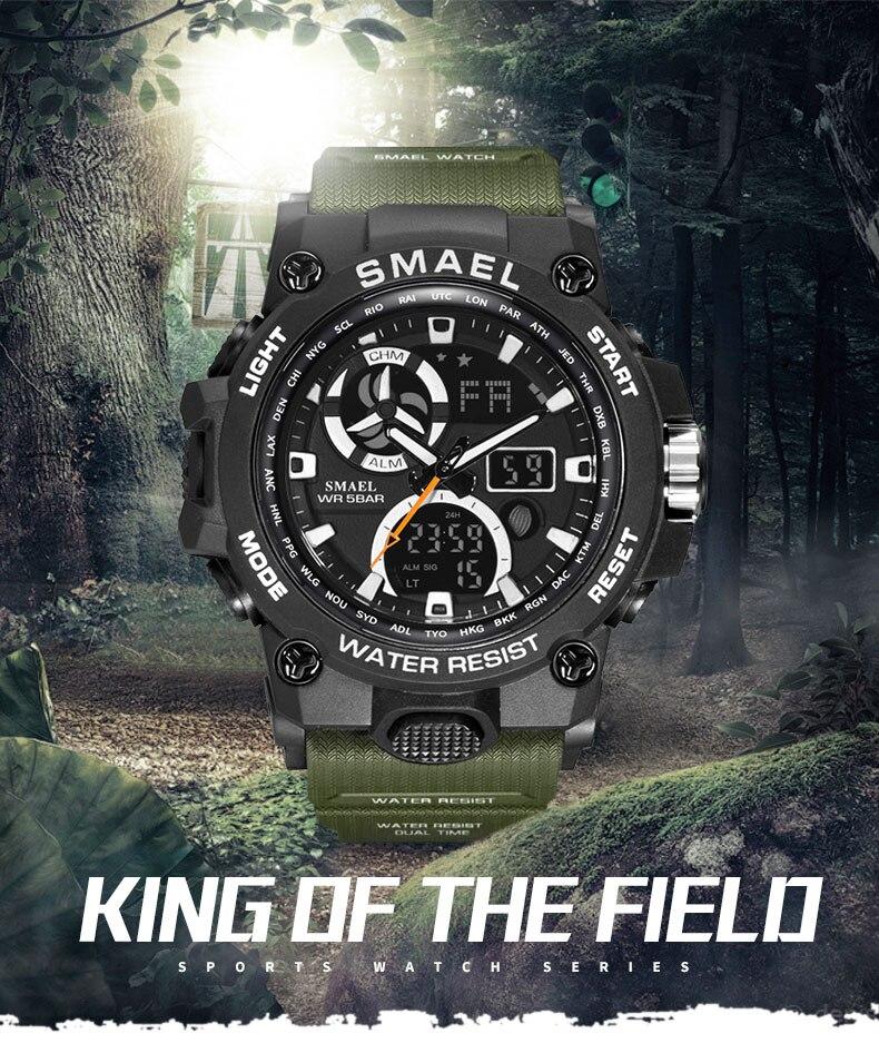 1.orologio uomo sport