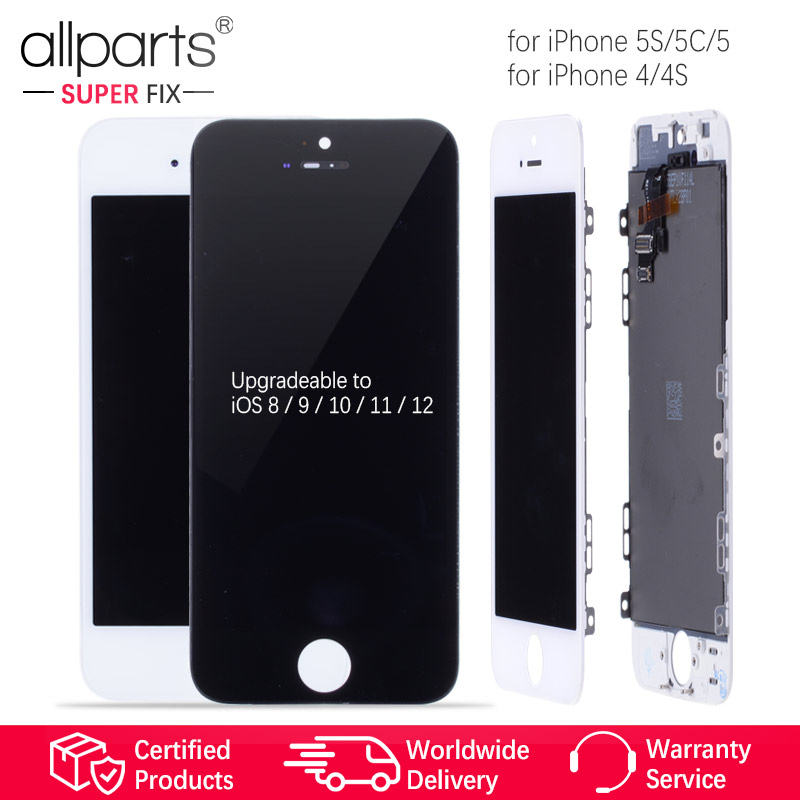 AAA Grade OEM LCD für iPhone 4 4 S Display Touch Screen Ersatz Für iPhone 5 5 S 5C LCD für iPhone5S iPhone5 Display