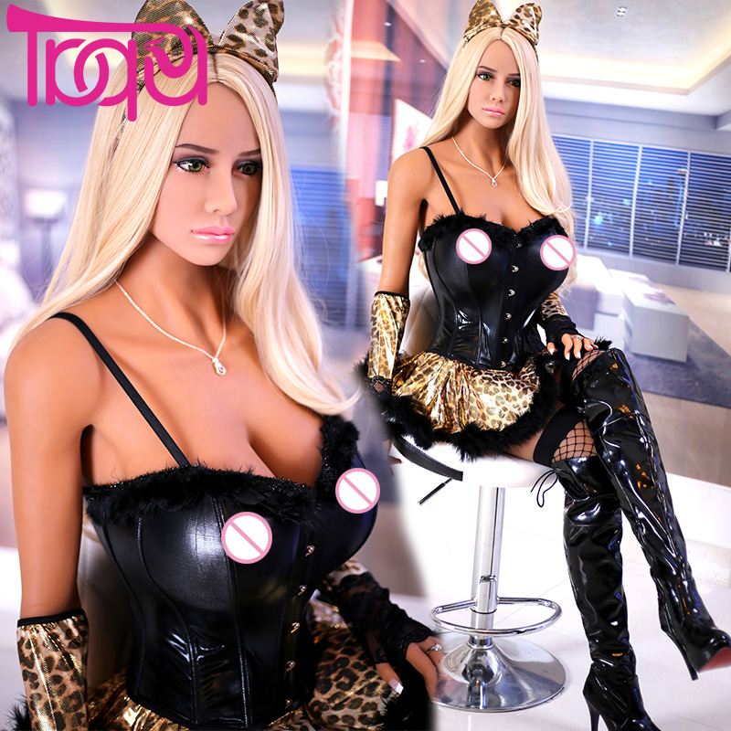 HDK 165cm (5.4 ft) Real Silicone Sex Dolls for men Oral Anal Realistic life size vagina big breast adult sexy toys ass pussy tit 2016 new realistic life size 100