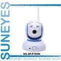 Sp-p705w suneyes onvif 1280*720 p hd 1.0mp mini câmera ip sem fio pan/tilt p2p micro sd slot para dois way áudio de qualidade da indústria