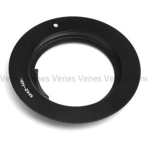 Image 3 - VENES Af confirmation adapter for m42 for nikon ,Acknowledgment Adapter For m42 Lens for nikon, Adapter lens with chip
