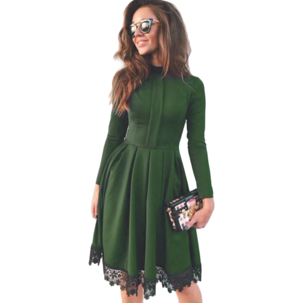 Online Get Cheap Dark Green Dresses -Aliexpress.com | Alibaba Group