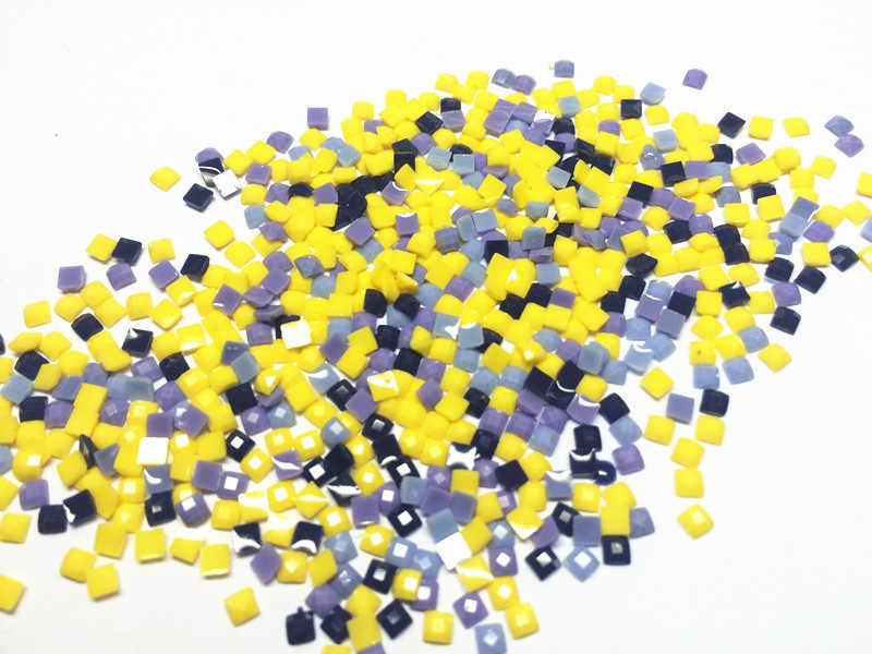 Strass 3d diamante diy pittura religione padrino elder mosaico di cristallo punto croce incompiuta la decorazione domestica dimensionale