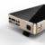Inteligente WiFi Mini Proyector DLP Portable HDMI Con Soporte IOS ANDROID WINDOWS MAC Estéreo USB 5000 MAH Batería Libre de DHL