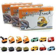 Inductive Magic Pen Toy Tank Truck