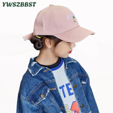 цена на 2019 New Spring Summer Baby Hat Fruit Pattern Cotton Children Sun Hat Kids Boys Baseball Cap Baby Girls Sun Cap