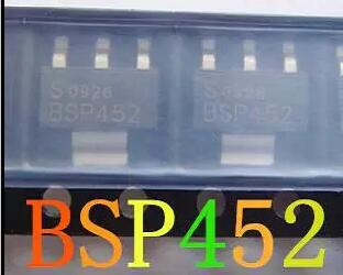 100pcs/lot    BSP452 BSP452 SOT-223100pcs/lot    BSP452 BSP452 SOT-223