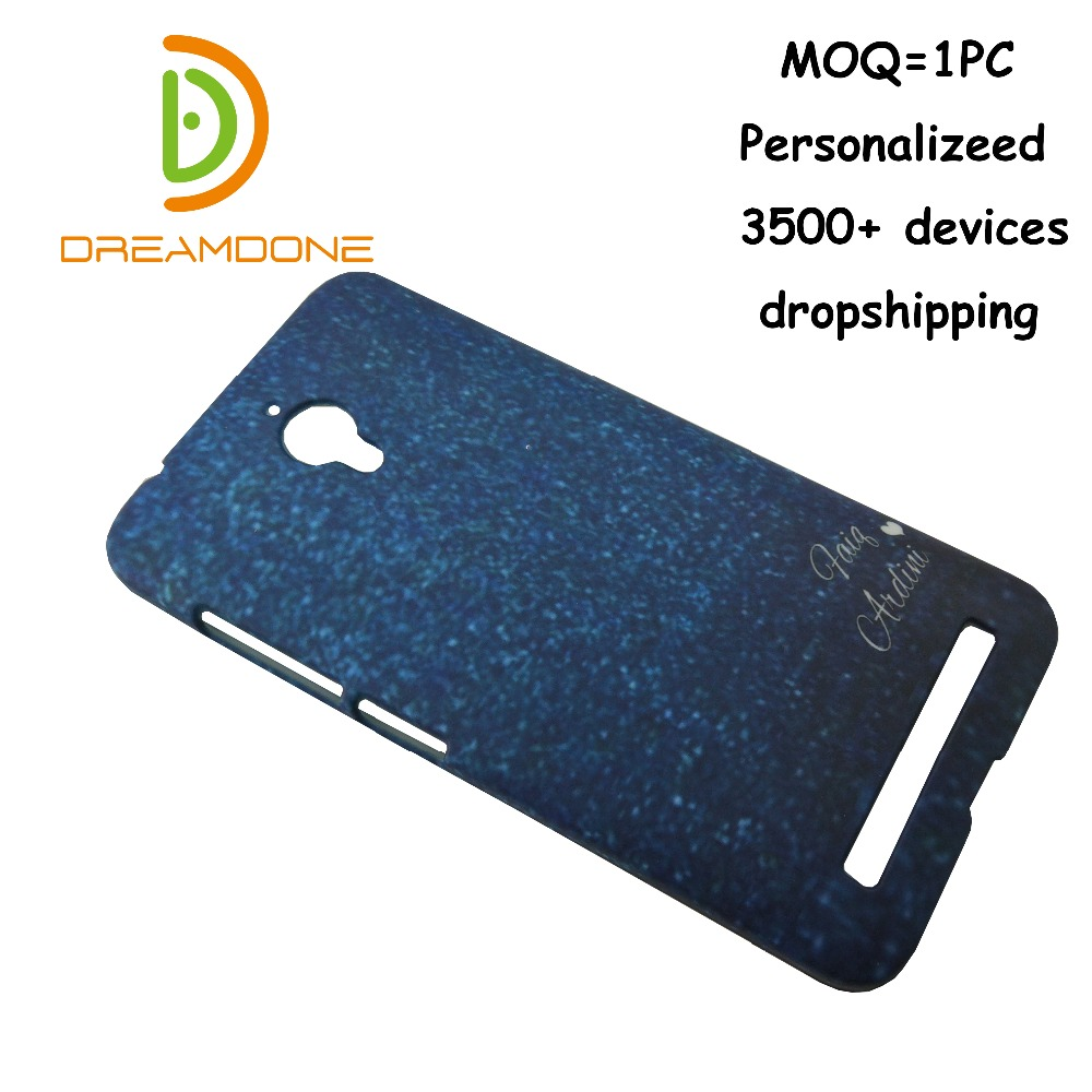 Kustom untuk Asus Zenfone 6 / Zenfone 5 3d kasus telepon plastik - Aksesori dan suku cadang ponsel - Foto 2