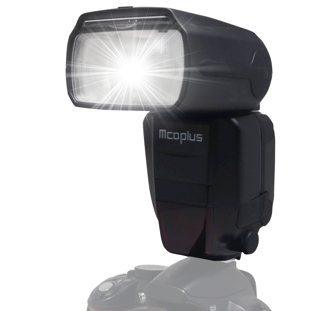 Mcoplus MT-600N GN60 1/8000s HSS I-TTL Slave Flash Speedlite for Nikon SB900 SB910 D750 D800 D3300 D5300 D7100 D7000 DSLR Camera цена 2017
