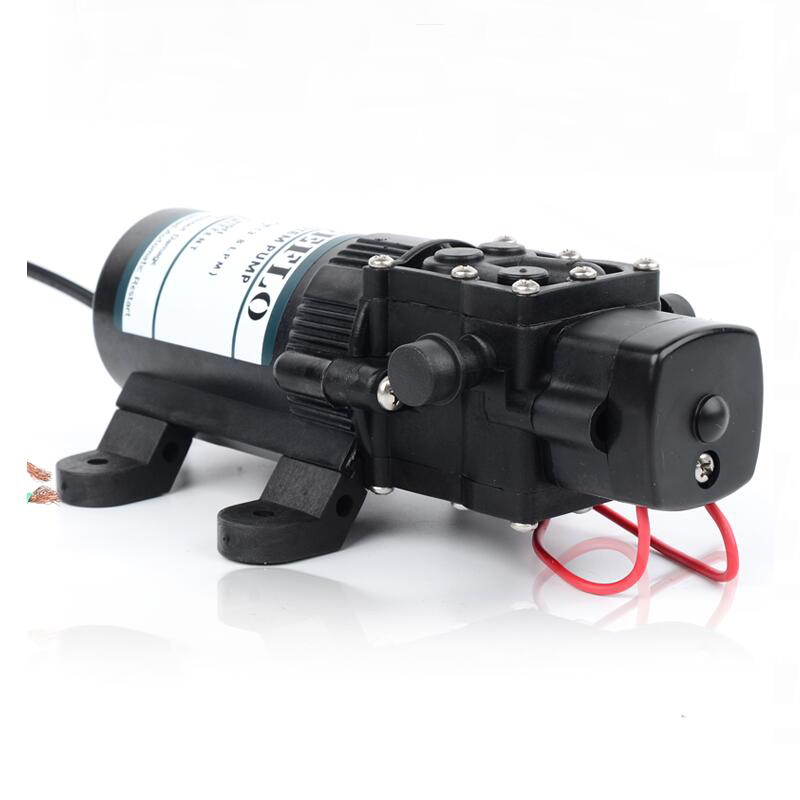 FL 2202 12V DC Electric Sprayer For Small Sized Water Pump Drilling Machine High Pressure Self Suction Pump Fittings in Pumps from Home Improvement