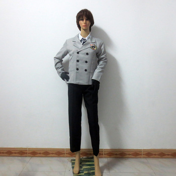 Nowa Persona 5 Goro Akechi Cosplay wrona kostium mundurek szkolny wykonane na zamówienie