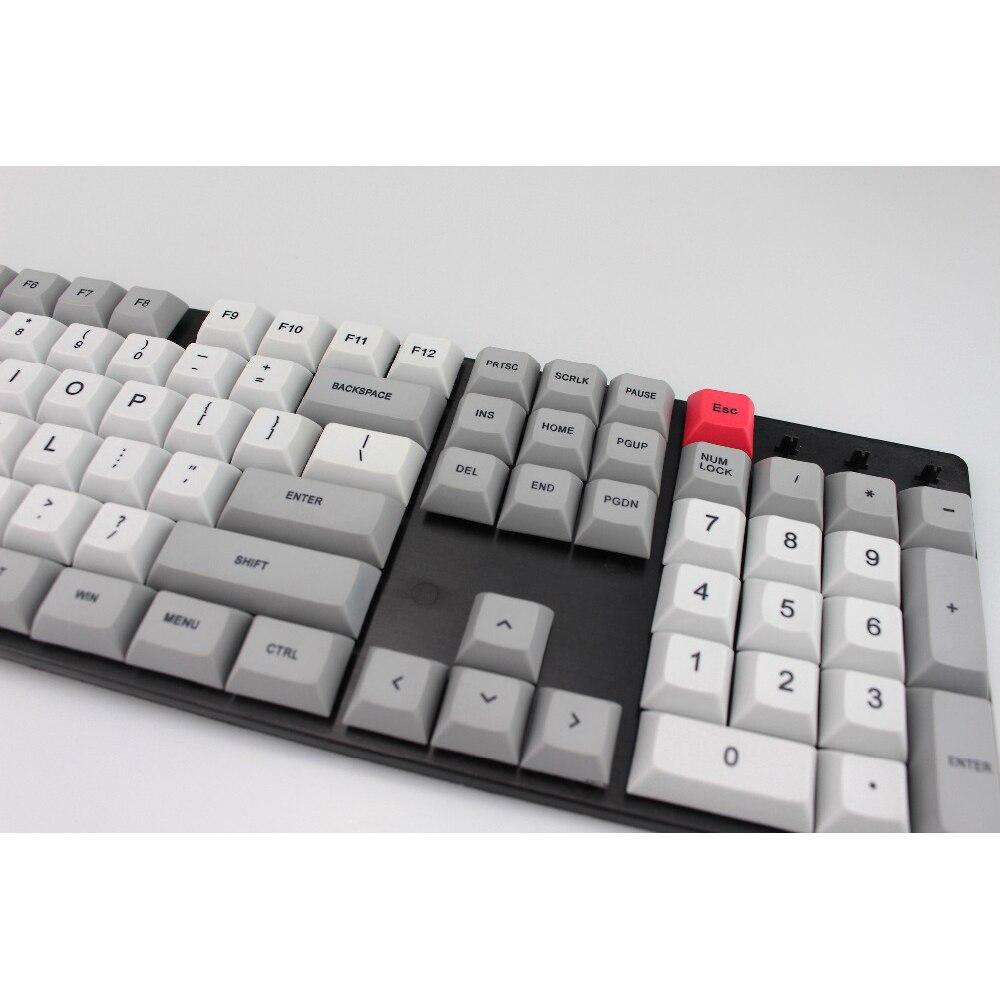 MP DSA Granite keycap 108 Keys PBT Keycap Keycaps sublimados con - Periféricos de la computadora - foto 5