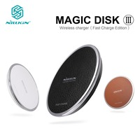 Nillkin QI Wireless Charger for Samsung Note 9 S9 Plus Fast Magic Disk sFor iPhone XR Wireless Charger