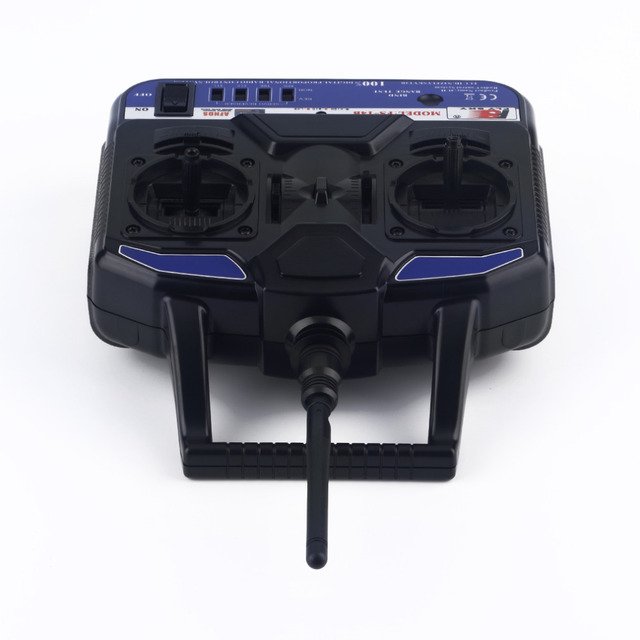 1pcs Original RC Helicopter Airplane Remote control Flysky FS 2.4G 4CH FS-CT4B FS-T4B Radio RC Transmitter & Receiver