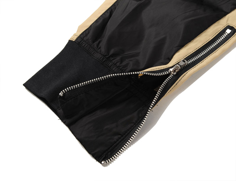 Zipped Ankle Track Pants 9
