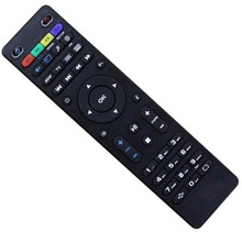 Black Remote Control For Mag 254 250 255 260 270 275 Mag250 Mag254 Linux Set Top Box A07 150m usb wireless wifi adapter 5370 chip for mag254 mag 254 250 256 linux tv box ott iptv set top box iptv mag250 htv 5 openbox