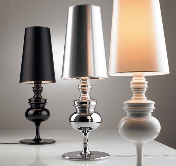Lampe de chevet argent - Lampe de chevet argent ...