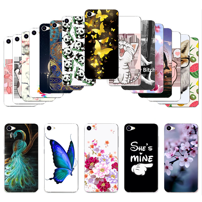 Mei ZU U10 Case TPU Back Cover Mei ZU U10 Soft Silicone Case Luxury Mei ZU U 10 Phone Cases 5.0 inch