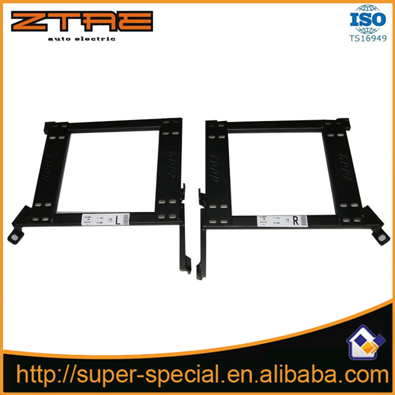 2 Pcs/set Sports Seats Mounting For Mazda 6 Racing Brackets Seat Auto Replace Parts Iron Stainless Strength High Quality
