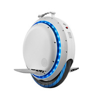 One Wheel Self Balancing Electric Scooters Smart Balance Wheel Hoverboard Skateboard Hover board Monowheel with APP LED Lights