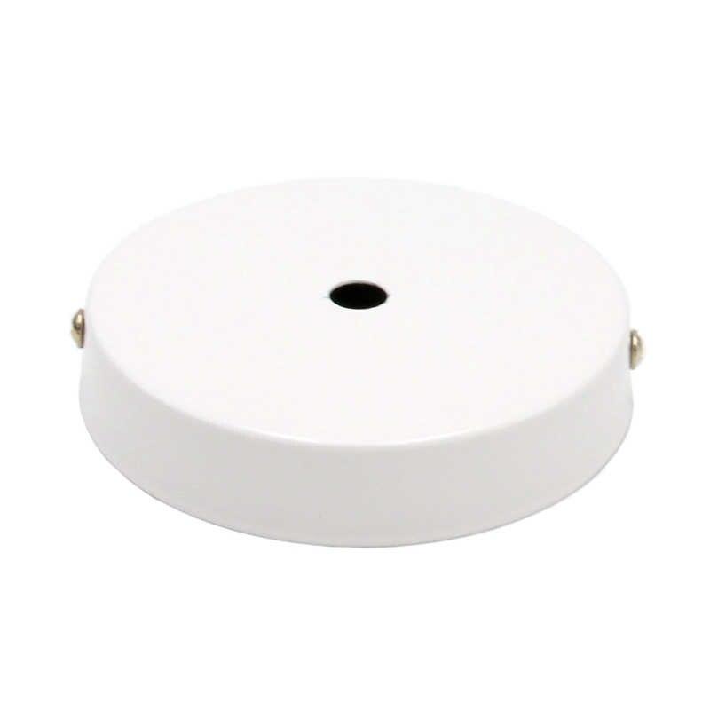 直径 100 ミリメートル金属天井ローズヴィンテージ天井キャノピーのためのペンダント照明器具