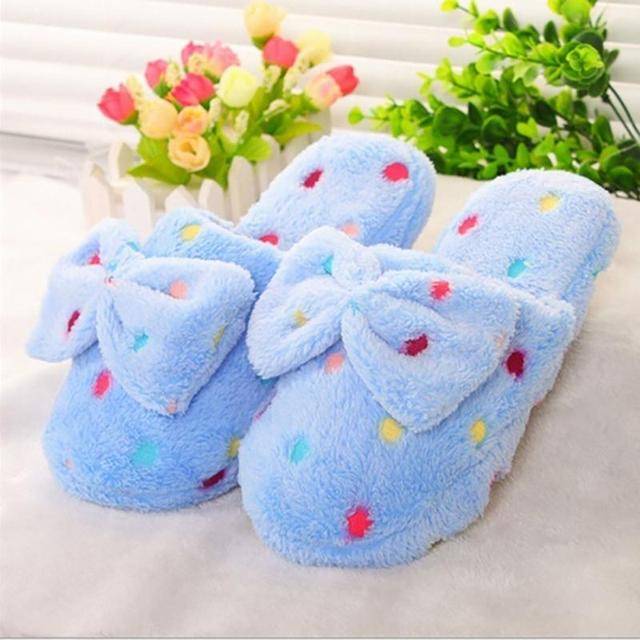 Fashion NEW Home Slippers Cotton Fabric Slippers Home Slippers Couples Wooden Floor Slippers For Women