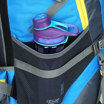 45L Outdoor Bags Backpacks Camping Hiking Traveling Mountain Backpack Sports Bag Sport Trekking Climbing Cycling Waterproof Bag 5