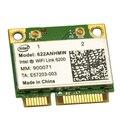 NOVA 6200AGN Dual Band Mini PCI-E 300 Mbps Adaptador Wi-fi Sem Fio Para O Intel 6200AGN Windows 7/8 WINHOUT Antena