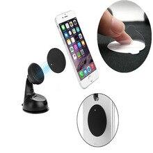 Auto Magnet Universal Mobile Phone Car Smartphone Desk Stand Holder