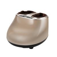 Электрический Вибратор массажер для ног полностью обернутый массажное устройство для ног оздоровительный массаж Инфракрасная тепловая те